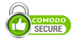 Secured by Comodo SSL Wildcard